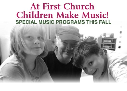 Children Make Music