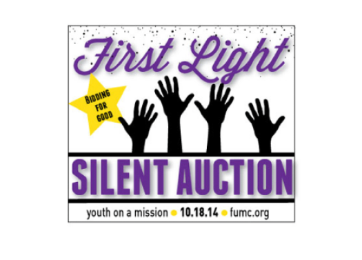 Youth Auction Fundraiser 2014