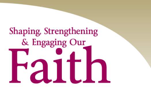 Shaping & Engaging Faith September 2014