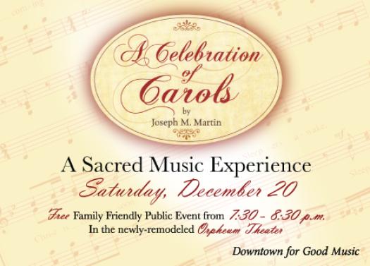 Dec 20 Music Event