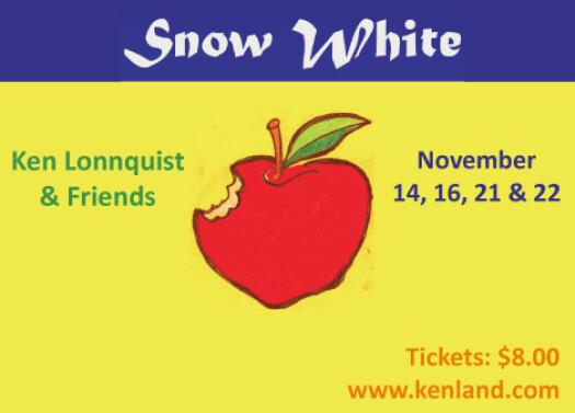 Snow White Tickets 2014
