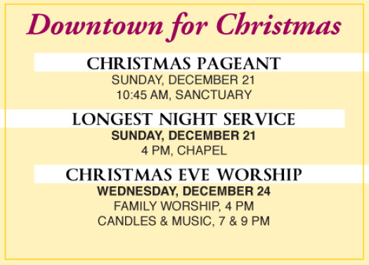 Christmas Worship 2014
