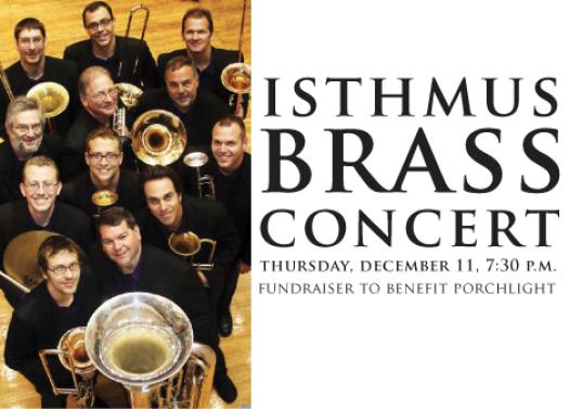 Isthmus Brass Concert