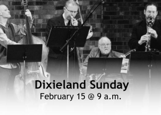 Dixieland Sunday 2015
