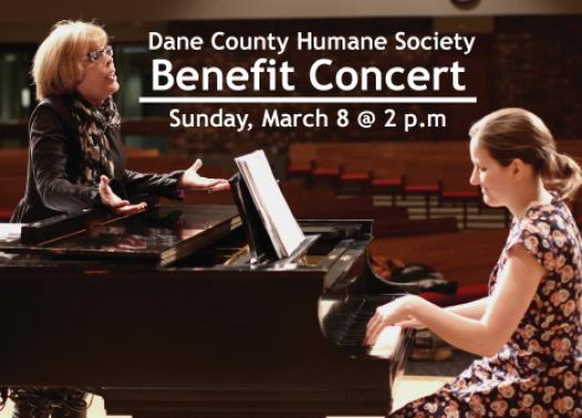DCHS Benefit Concert 2015