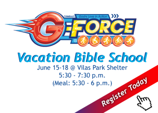 VBS Registration 2015