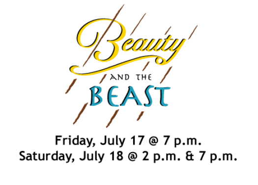 Beauty and the Beast Performances 2015