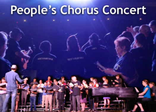 People's Chorus Concert