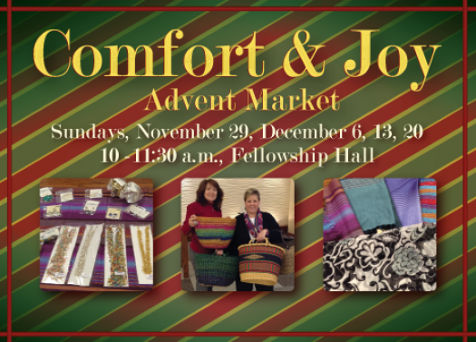 Comfort & Joy Advent Market 2015