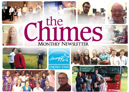 The Chimes Monthly Newsletter