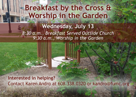 Breakfast & Worship at the Cross